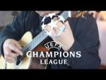 UEFA Champions League Anthem (Fabio Lima), finger tab