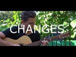 XXXtentacion — Changes (Adrian Vida), finger tab (PDF)