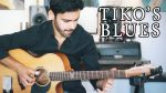 Maneli Jamal — Tiko's Blues, finger tab
