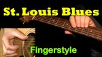 W.C. Handy — St.Louis Blues (TheGuitarNick), finger tab