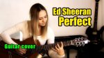 Ed Sheeran — Perfect (Марина Миракова), finger tab (PDF)
