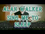 Alan Walker — Sing Me To Sleep (GuitVid), finger tab