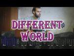Alan Walker — Different World (GuitVid), finger tab