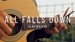 Alan Walker — All Falls Down (Iqbal Gumilar), finger tab (PDF)