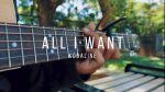 Kodaline — All I Want (Iqbal Gumilar), finger tab (PDF)
