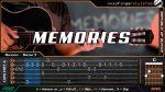 Maroon 5 — Memories, finger tab (PDF)