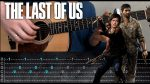 OST The Last Of Us, finger tab