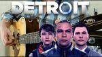 Detroit: Become Human, finger tab
