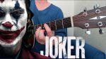 OST Joker — Bathroom Dance, finger tab