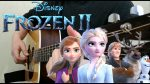 OST Frozen 2- All Is Found finger tab