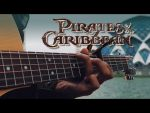 OST Pirates of the Caribbean — He's a Pirate (Iqbal Gumilar), finger tab (PDF)