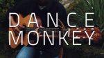 Tones and I  — Dance Monkey (Iqbal Gumilar), finger tab