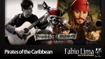 OST Pirates of the Caribbean (Fabio Lima), finger tab (PDF)