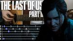 OST The Last of Us — main theme, finger tab