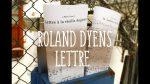 Roland Dyens — Lettre a la vieille Angleterre (Roman Nicolaev), finger tab