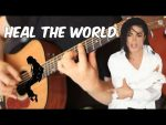 Michael Jackson — Heal The World (Fabio Lima), finger tab (PDF)