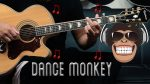 Tones And I — Dance Monkey (Hebert Freire), finger tab (PDF)