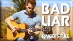 Imagine Dragons — Bad Liar (Gareth Evans), finger tab (PDF)