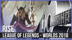 League of Legends — RISE (Robert Chen), finger tab (PDF)