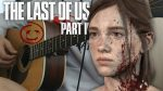 OST The Last Of Us — Together, finger tab