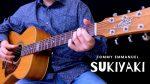 Tommy Emmanuel — Sukiyaki (Lorenzo Polidori), finger tab (PDF)