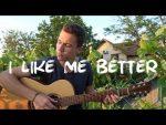 Lauv — I Like Me Better, finger tab (PDF)