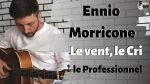 Ennio Morricone — Le Vent, Le Cri, finger tab