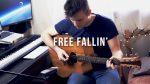 John Mayer, Tom Petty — Free Fallin' (Piotr Szumlas), finger tab