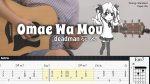 Deadman — Omae Wa Mou, finger tab (PDF)