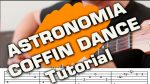Coffin Dance (Yury Volkov), finger tab