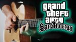 OST GTA San Andreas, fingre tab