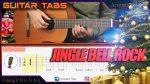 Jingle Bell Rock, finger tab