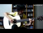 Metallica — Nothing Else Matters (Sungha Jung), finger tab