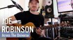The Beatles – Across the Universe (Joe Robinson), finger tab