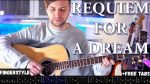 OST Requiem for a Dream fingerstyle tabs
