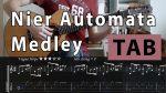 OST NieR: Automata, finger tab (PDF)