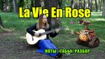 Louiguy — La Vie En Rose (Марина Миракова), finger tab (PDF)