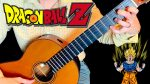Dragon Ball Z — Cha-La Head-Cha-La (Michael Silva), finger tab (PDF)