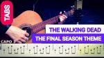 OST The Walking Dead: The Final Season, finger tab (PDF)