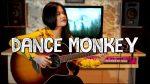 Tones and I – Dance Monkey (Josephine Alexandra), finger tab (PDF)